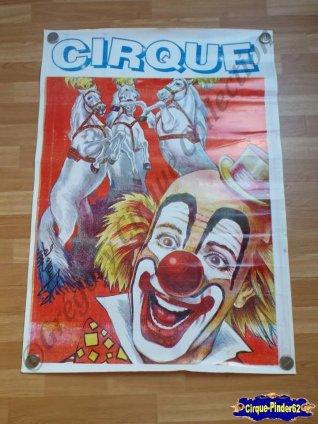 Affiche murale du Cirque Adrano (n°54)