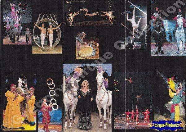 Flyer du Circus Krone (n°323)