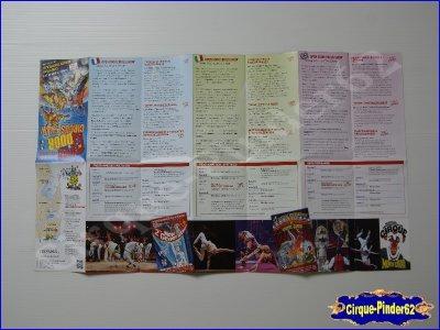 Flyer Open Door Circus Show-2013 (n°318)