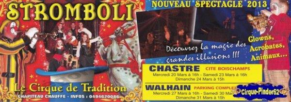 Flyer du Cirque Stromboli-2013 (n°368)