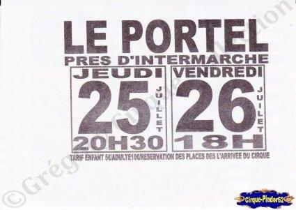 Flyer du Cirque de Paris-2013 (n°419)