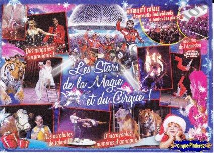 Flyer de La Magie de Las Vegas-2013 (n°611)