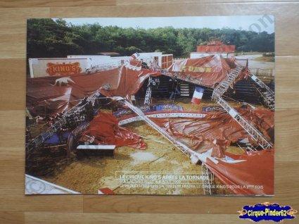 Programme du Cirque Kino's-2000 (n°31)