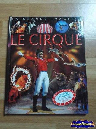 "Livre ""Le Cirque""-2013"