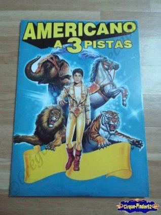 Prochette du Cirque Americano (Circo Americano)