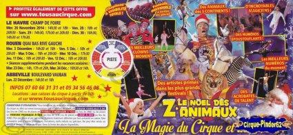 Flyer Le Noël des Z'Animaux-2014 (n°892)