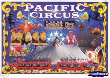Flyer du Pacific Circus-2013 (n°985)