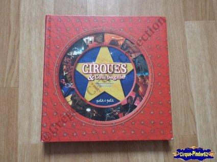 """Livre """"Cirques et Compagnies""""-2002"""