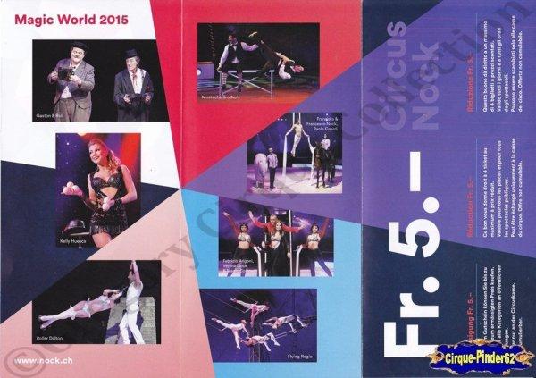 Flyer du Circus Nock-2015 (n°1062)