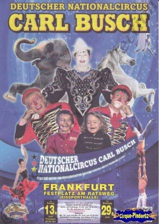 Feuille a4 du Cirque Busch (Carl)-2014