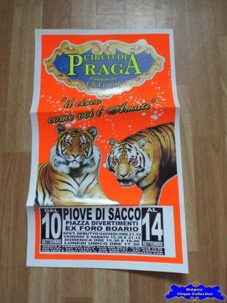 Affiche magasin du Circo di Praga-2015 (n°635)