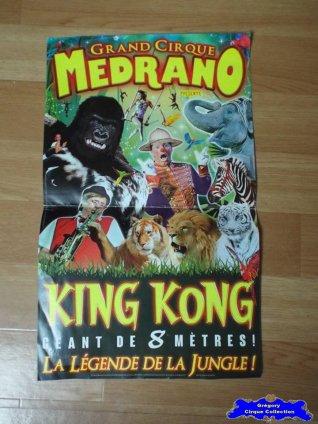 Affiche magasin du Cirque Médrano-2015 (n°565)