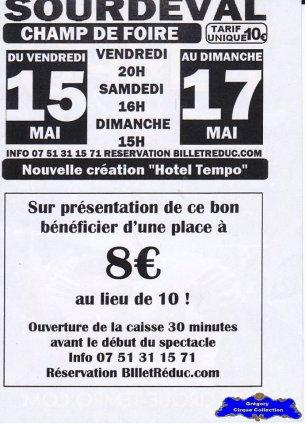 Flyer du Cirque Tempo-2015 (n°1244)