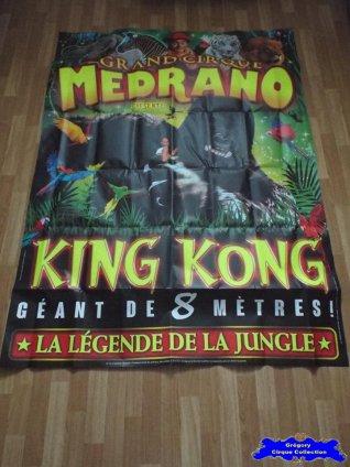 Affiche murale du Cirque Médrano-2015 (n°567)