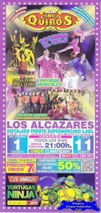 Flyer du Circo Quiros-2014 (n°1108)