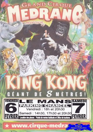 Feuille a4 du Cirque Médrano-2015