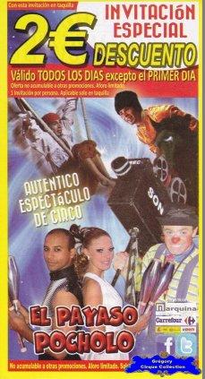 Flyer du Circo Gottani-2013 (n°1137)
