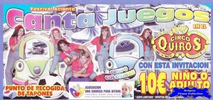 Flyer du Circo Quiros-2013 (n°1109)