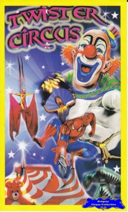 Flyer du Twister Circus (n°1138)