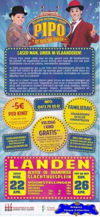 Flyer du Circus Pipo-2015 (n°1207)