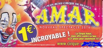 Flyer du Cirque Amar-2016 (n°1269)