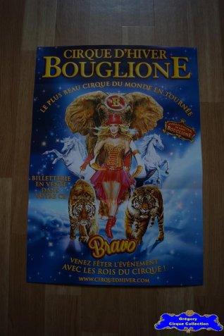 Affiche magasin du Cirque Bouglione (Cirque d'Hiver On Tour)-2015 (n°591)