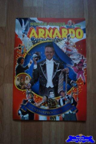 Programme du Cirkus Arnardo (n°114)