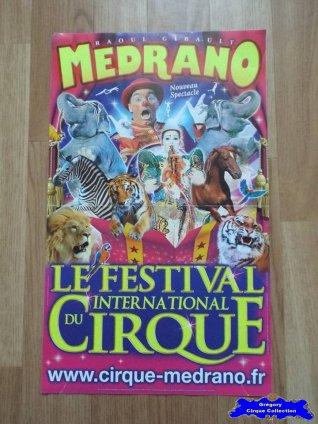 Affiche magasin du Cirque Médrano-2015 (n°571)