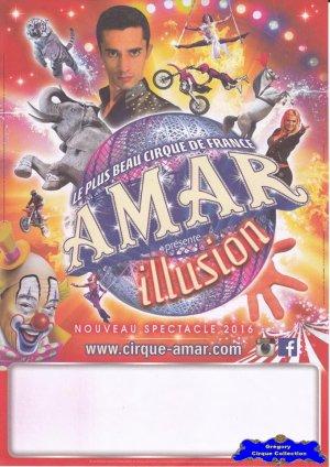 Feuille a4 du Cirque Amar-2016