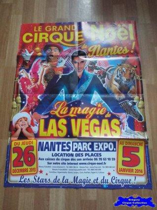 Affiche murale de La Magie de Las Vegas-2013/2014 (n°576)