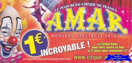 Flyer du Cirque Amar-2016 (n°1270)