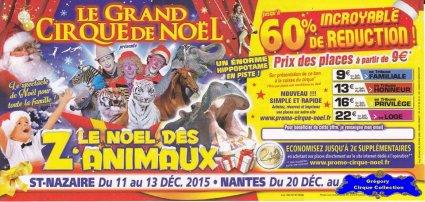 Flyer Le Noël des Z'Animaux-2016/2016 (n°1260)