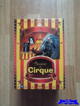"""Dvd """"La Passion du Cirque"""""""