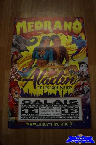 Affiche magasin du Cirque Médrano-2016 (n°613)