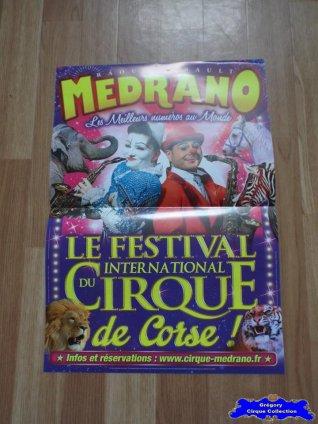 Affiche magasin du Cirque Médrano-2014 (n°626)