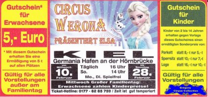 Flyer du Circus Werona-2016 (n°1314)