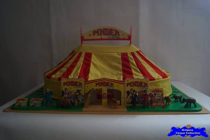 Chapiteau du Cirque Pinder