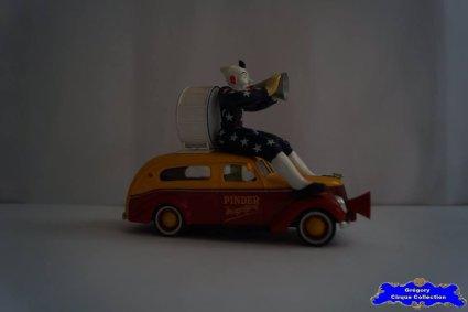 Véhicule du Cirque Pinder