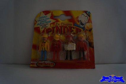 Figurine du Cirque Pinder