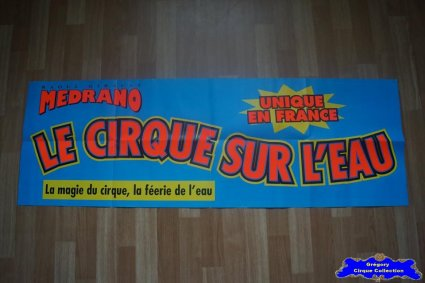 Affiche murale du Cirque Médrano (n°681)
