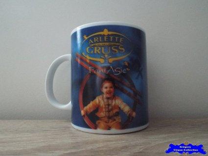 Mug du Cirque Gruss (Arlette)-2004