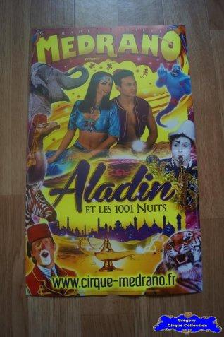 Affiche magasin du Cirque Médrano-2016 (n°686)