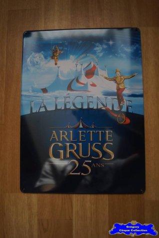 Tôle du Cirque Gruss (Arlette)-2010