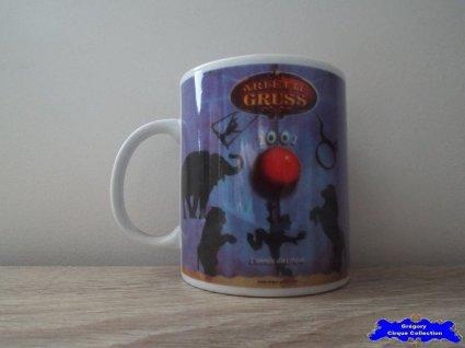 Mug du Cirque Gruss (Arlette)-2001