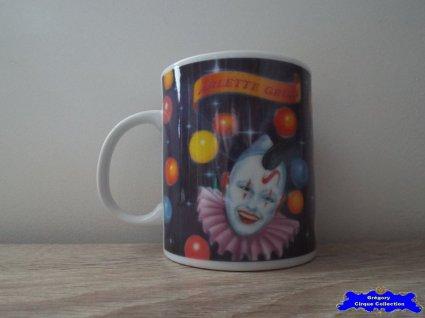 Mug du Cirque Gruss (Arlette)-1994