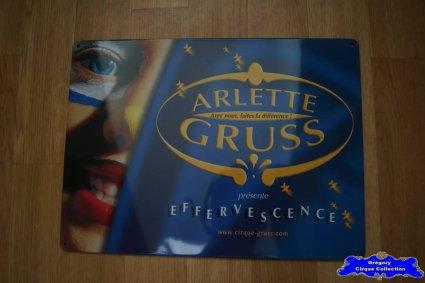 Tôle du Cirque Gruss (Arlette)-2002