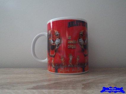 Mug du Cirque Gruss (Arlette)-1997
