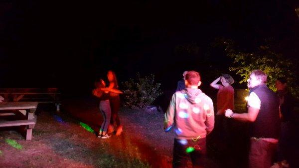 Journée spotive Nexans et soirée disco