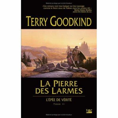 L'épée de vérité - tome 2 de Terry Goodkind.