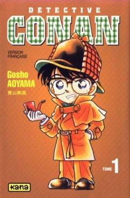 Détective conan de Gosho Aoyama.